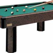 Billardtisch Montana Deluxe von Heiku SPort, 6 Fuß, Billardtisch kaufen