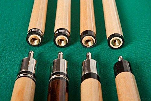Hochwertiges Billard Standard Zubehörset Billiard Queue Kugel - 4