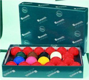 Snooker Kugeln Aramith