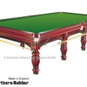 12ft Snookertisch Dynamic Prince