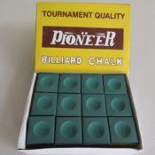 pioneer billardkreide in grüner farbe kaufen
