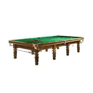 Snooker Billardtisch Bardossa II in Honig-Farbe