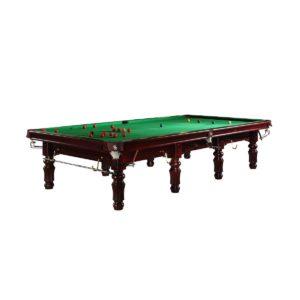 Snooker Billardtisch Bardossa II in Mahagoni