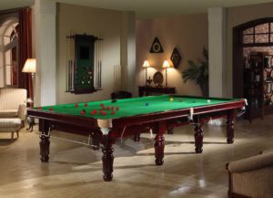 8ft Snookertisch Robertson Tournament